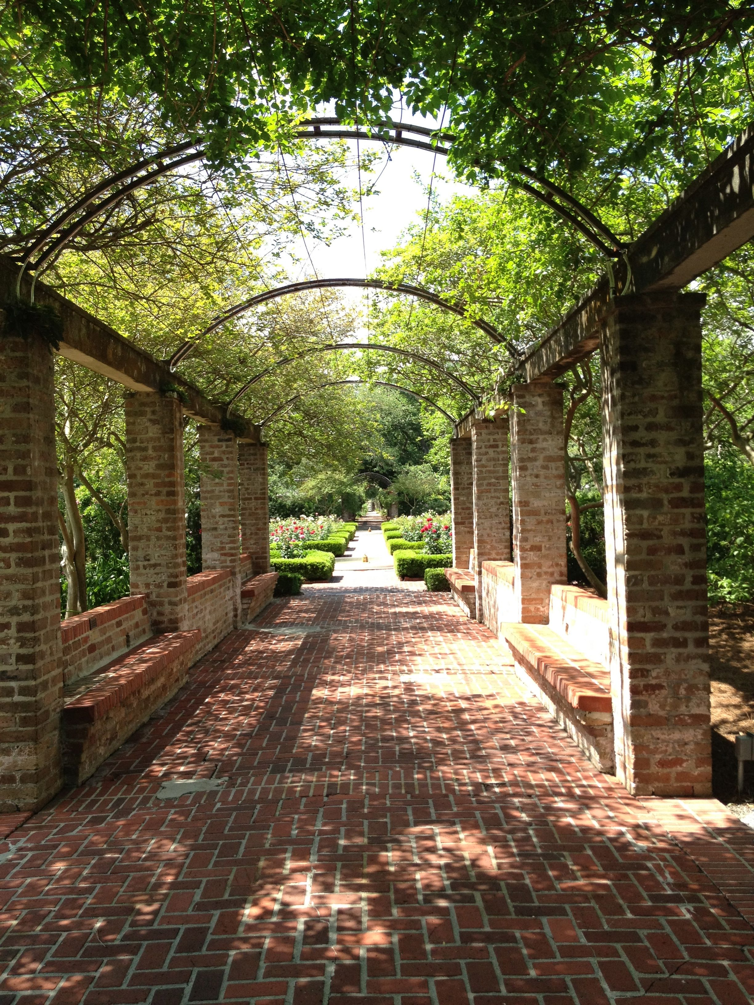The New Orleans Botanical Garden Has Its Roots In The Great Depression As A  Project Of