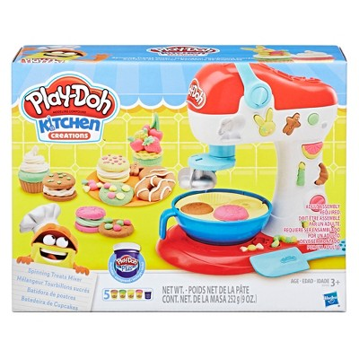 Play Doh Kitchen Creations Spinning Treats Mixer Play Doh Kitchen Play Doh Play Dough Sets