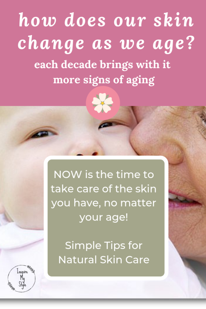 How Does Our Skin Change As We Age Characteristics Of Aging Skin Natural Skin Care Skin Care Anti Aging Skin Care Remedies