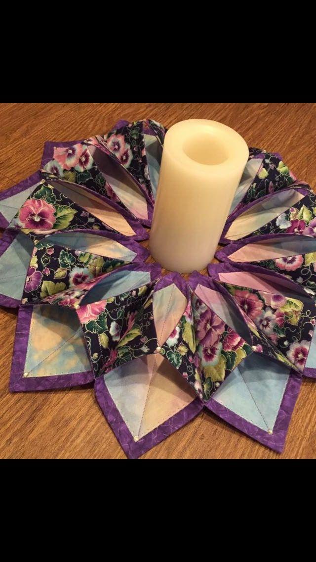 Pin von Nan Friend auf Fold\'n Stitch Wreath | Pinterest | Basteln ...