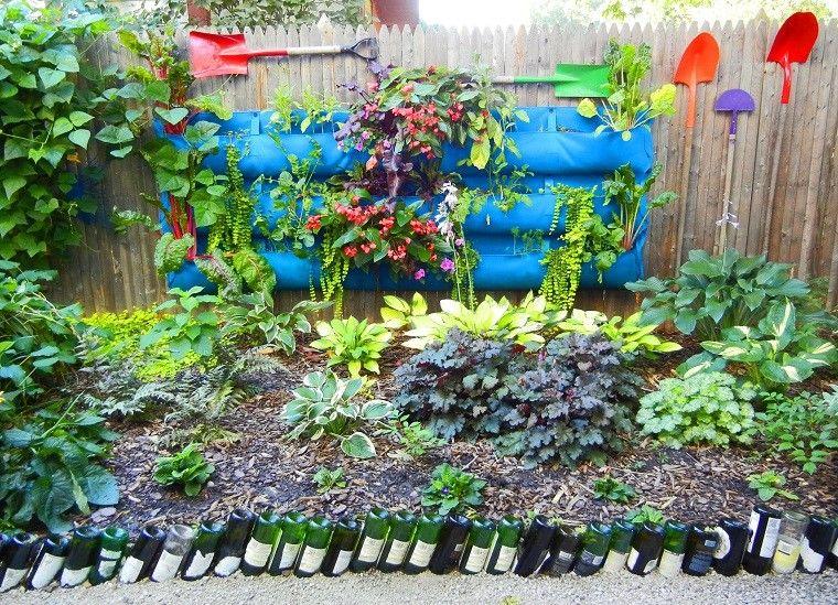 Jardín vertical, naturalidad en cualquier lugar Green roofs and