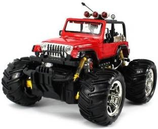 Velocity Toys Jeep Wrangler Electric Rc Truck 116 Scale Big Size