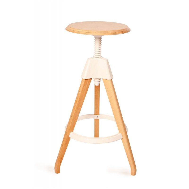 Pop Bar Stool The Only Question You Ll Need To Pop Is How Many And Where 135 Comes In Color Too Bar Stools Stool Adjustable Stool