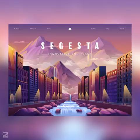 WEBSITE UI/UX DESIGN #interfacedesign