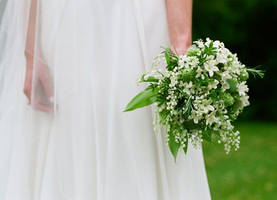 Lily Of The Valley Wedding Bouquet: Lily Of The Valley Bouquet