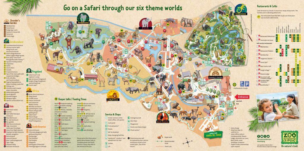 Singapore Tourist Map 2019 Pdf