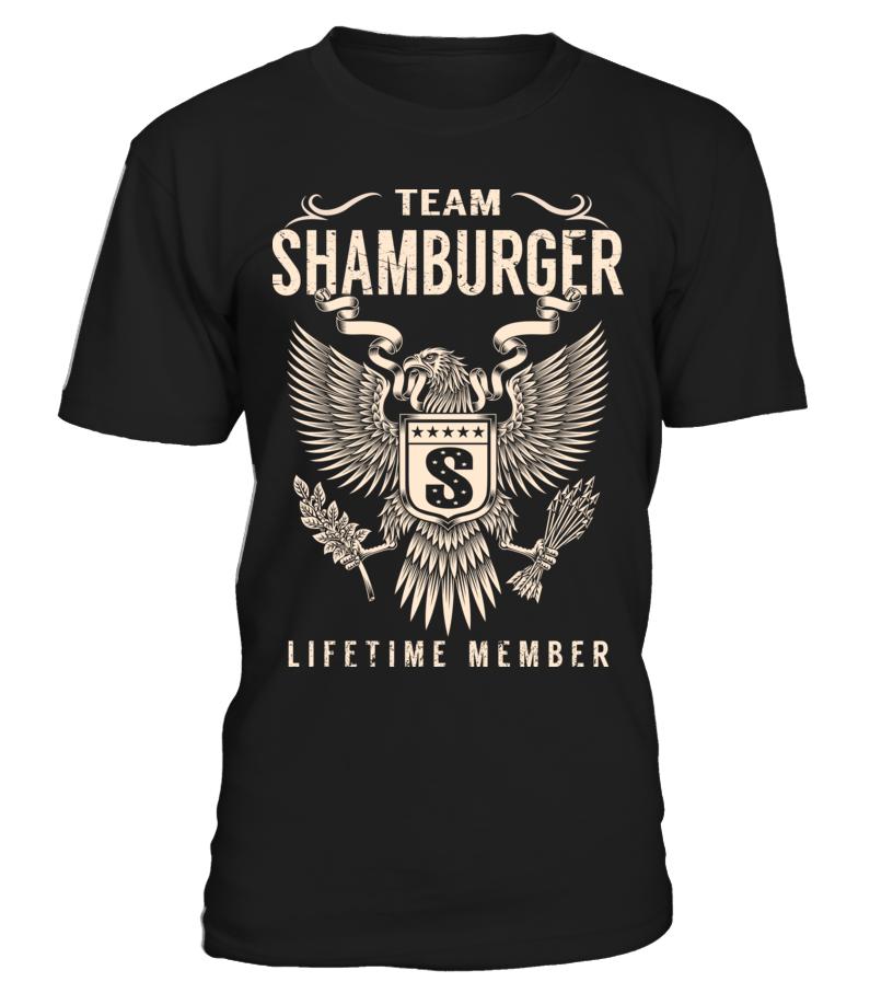 Team SHAMBURGER - Lifetime Member