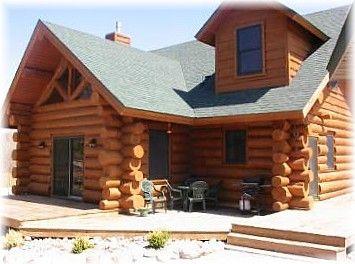 Small Log Homes | ... Log Homes For Sale - Gladwin County ...