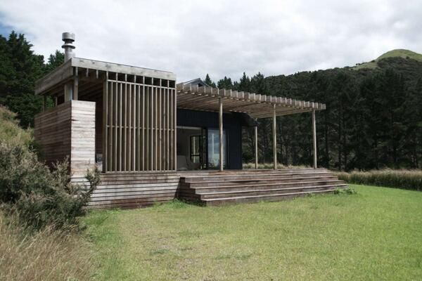 Cross stich house fmd architects