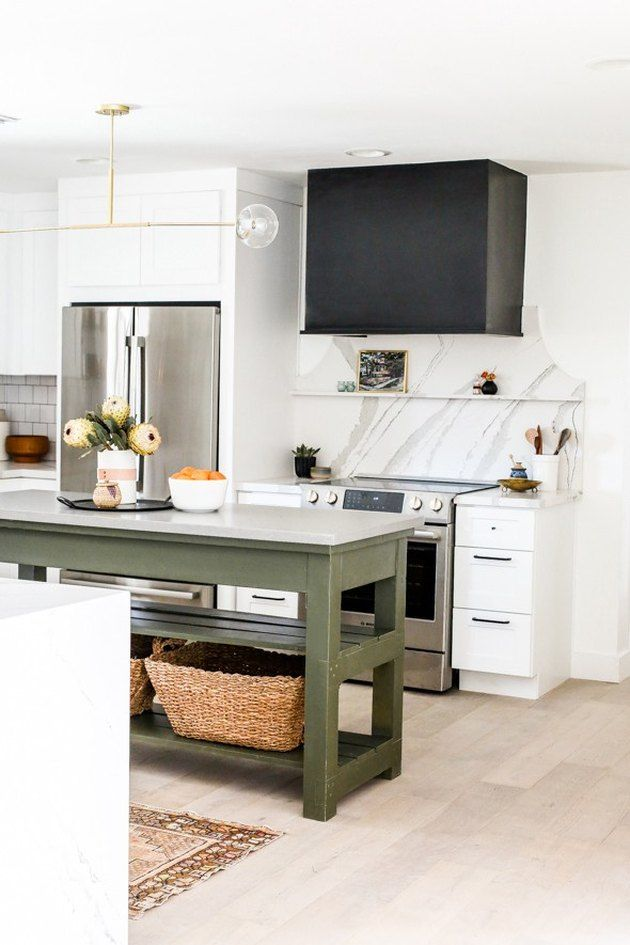 These Traditional Kitchen Island Ideas Are Anything but Outdated