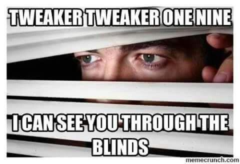 Tweaker tweaker | Badass quotes, Twisted humor, Drug quotes