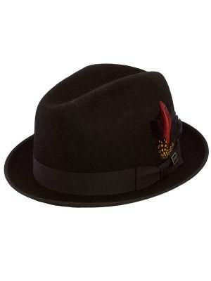 Dobbs Rocky - Wool Fedora Hat 58005cb7339