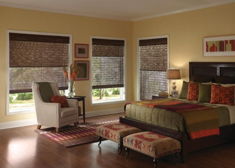 Pin By Budget Blinds Official On Woven Wood Shades