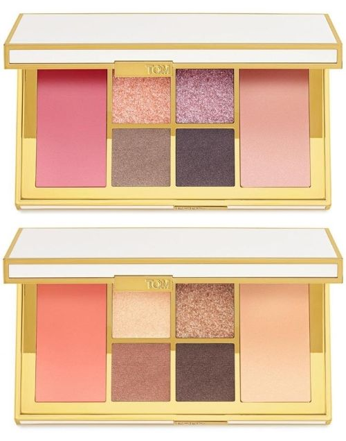 Tom Ford Winter Soleil Collection Christmas Holiday 2016-2017