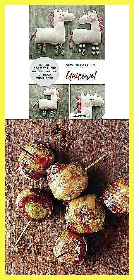 A nice unicorn toy is an ideal project for beginners and for children's craft! Soft and cosy unicorn can become a good child's friend! In this project there are two options of head position (unicorn looks straight, unicorn looks back) and two options of making a horn. Choose the option  #travelingtips #travelforfoodies #christmascooking #holidaysare #christmasdrink #holidaygoodies #christmasdress #holidayideas #travelideas #christmasideas