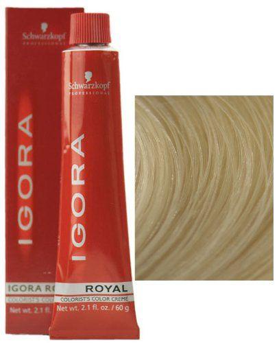 Introducing Schwarzkopf Igora Royal Colorists Color Creme Tube 81