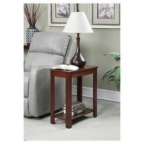 Designs2Go Baja Chairside End Table - Convenience Concepts : Target