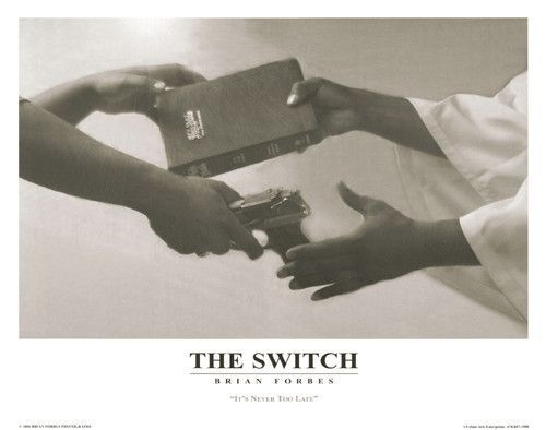 The Switch Brian Forbes Fine Art Print Poster