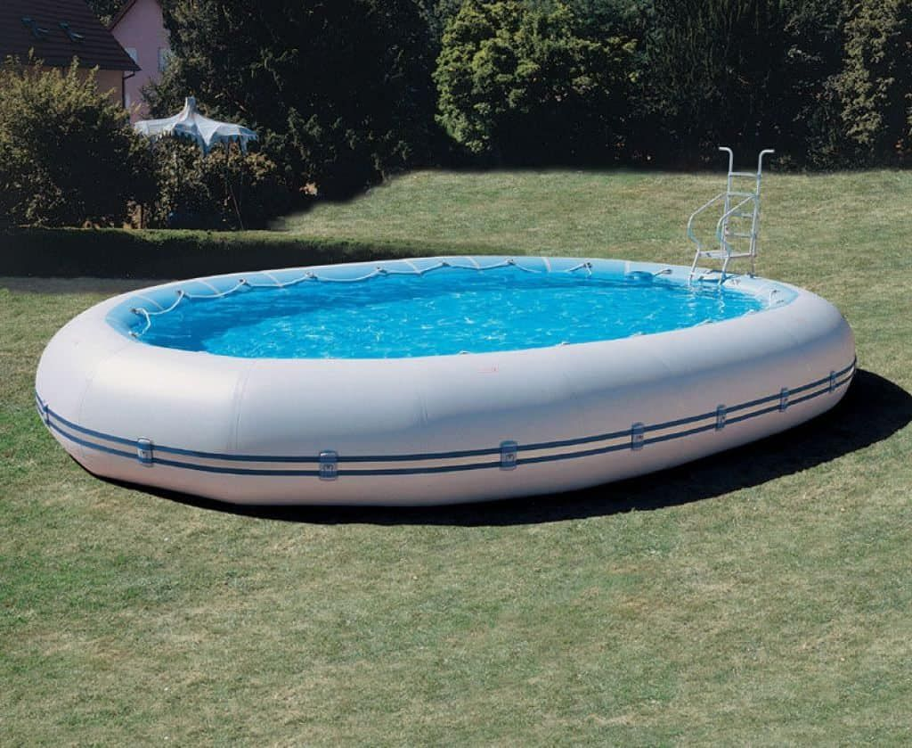 Easy Too Install Inflatable Swimming Pools Portable Swimming