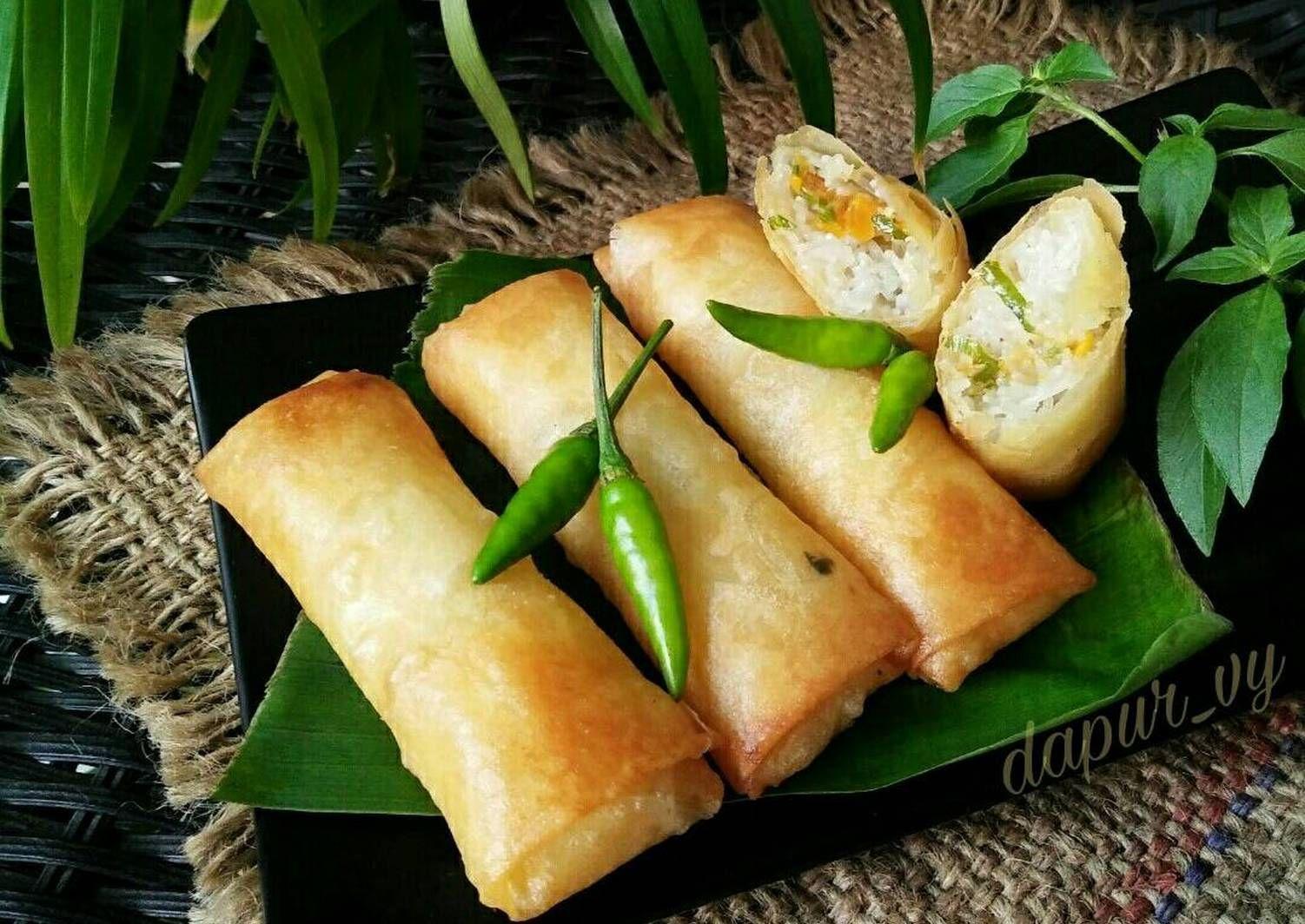 Resep Lumpia Isi Soun Bihun Pr Risolesdkk Oleh Dapurvy Resep Makanan Makanan Dan Minuman Lumpia Semarang