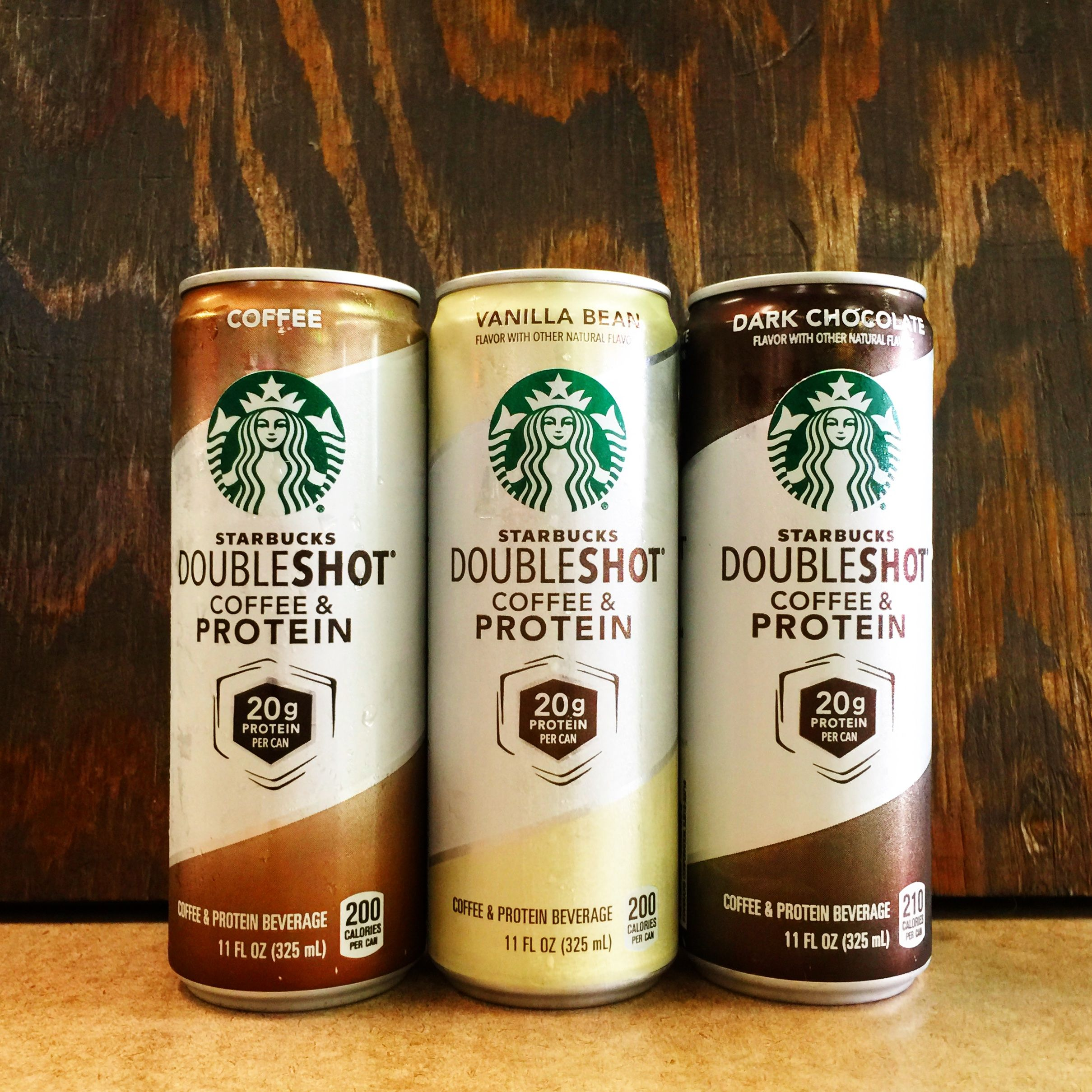 Starbucks DoubleShot with Protein 11oz Coffee Vanilla