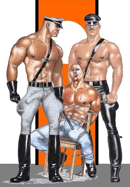 Gay messageboard bulge
