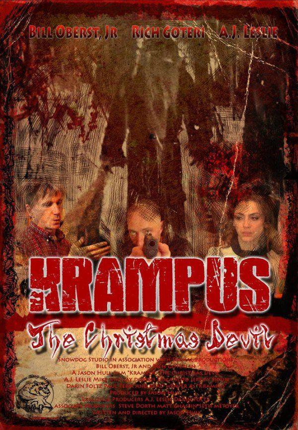 Krampus The Christmas Devil (Review)   wwwhorrorsociety