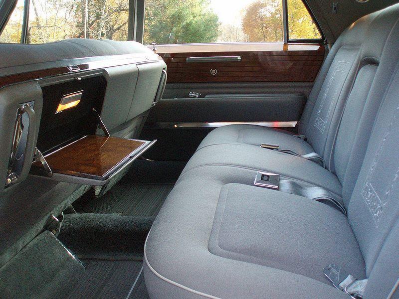 A D Da F A C E Aa D E on 1966 Cadillac Fleetwood Brougham Interior
