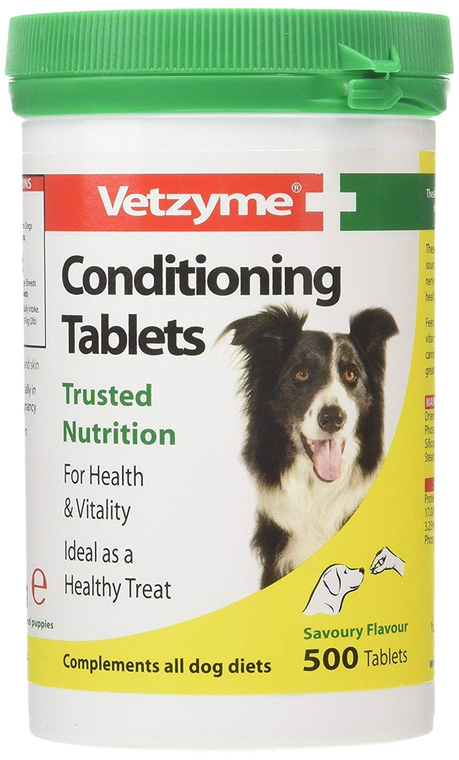 Vetzyme Conditioning Tablets 500 Tablets Thank You For Having