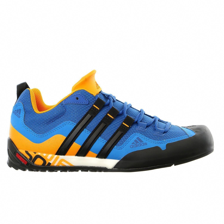 info for later best sale Adidas Outdoor Terrex Swift Solo Hiking Sneaker Trail Shoe ...