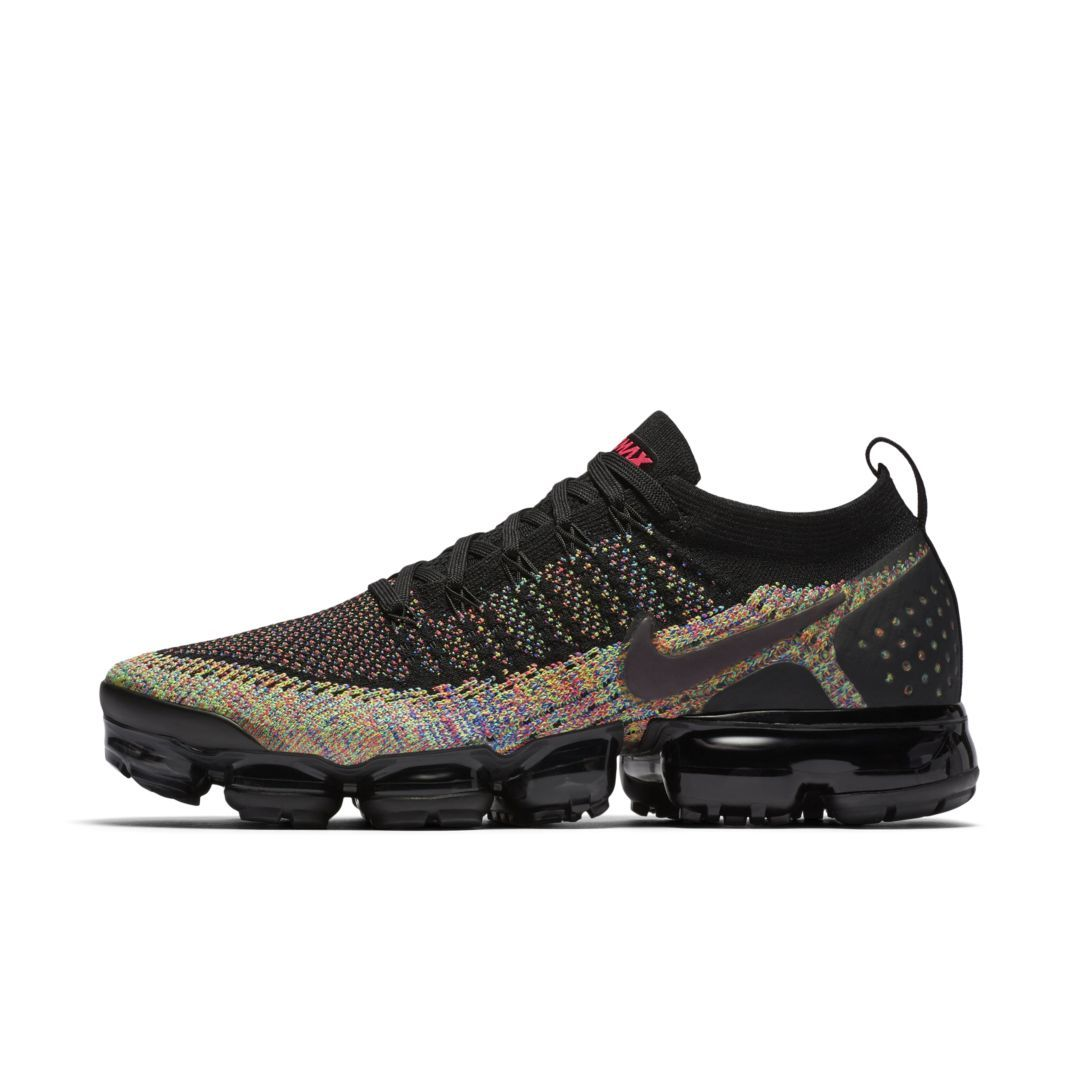 e03ffe650db84d Nike Air VaporMax Flyknit 2 Men s Shoe Size 9.5 (Black)