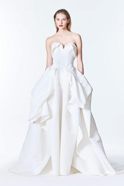 Carolina Herrera Autumn/Winter 2017 Bridal