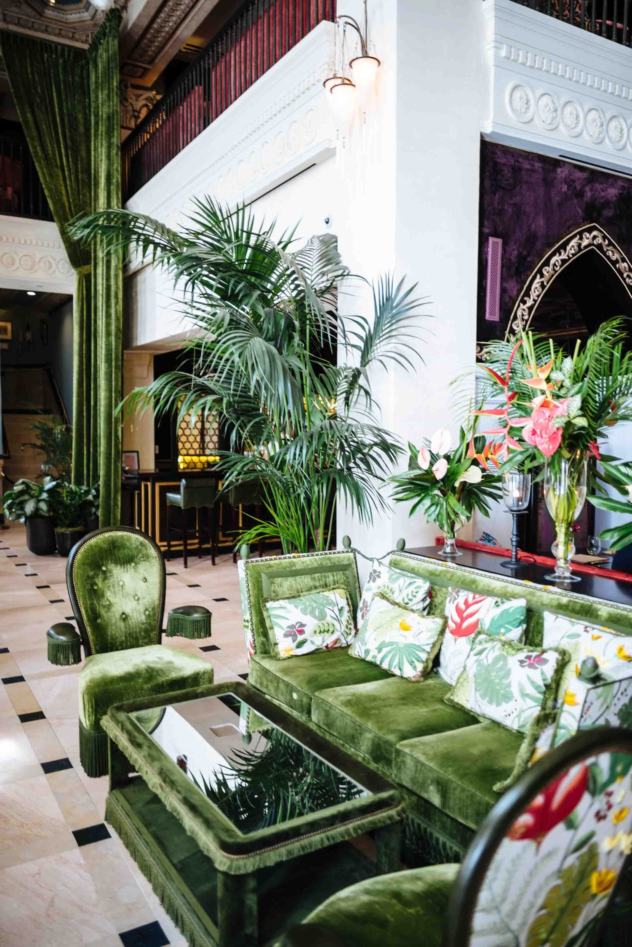 The Nomad Hotel In Downtown Los Angeles The Taste Edit Nomad Hotel Hotel Decor Luxury Hotel Design