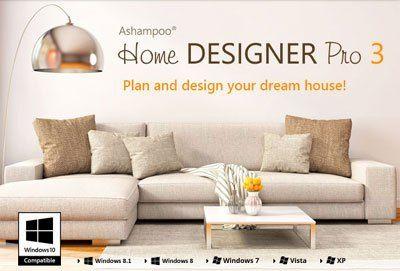 Ashampoo Home Designer Pro 3 License Key with Crack | freesoftsfiles ...