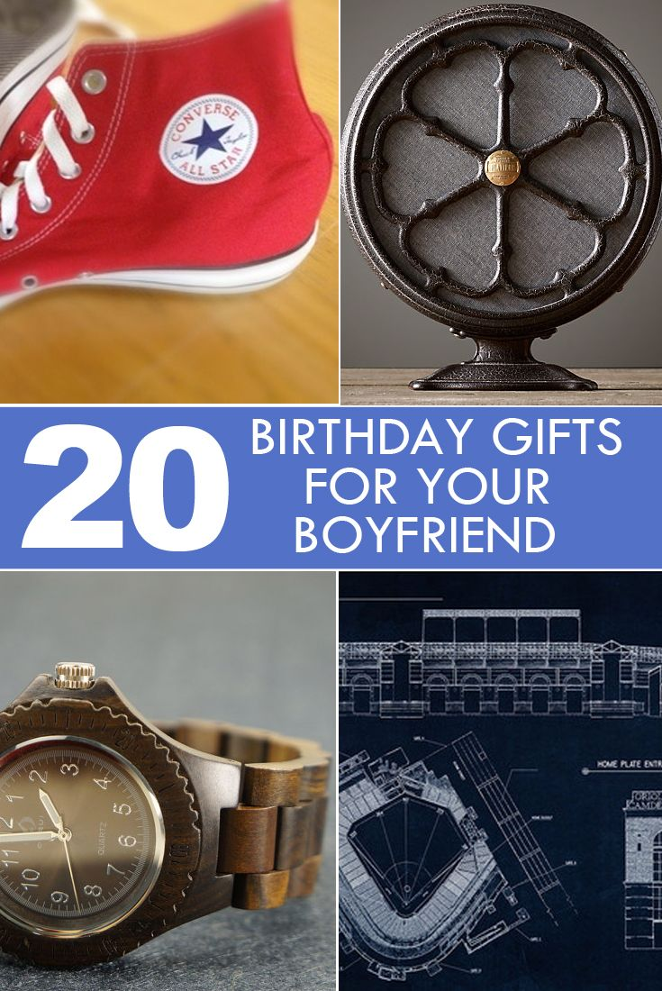 20 birthday gifts for your boyfriend, or other man in your ...