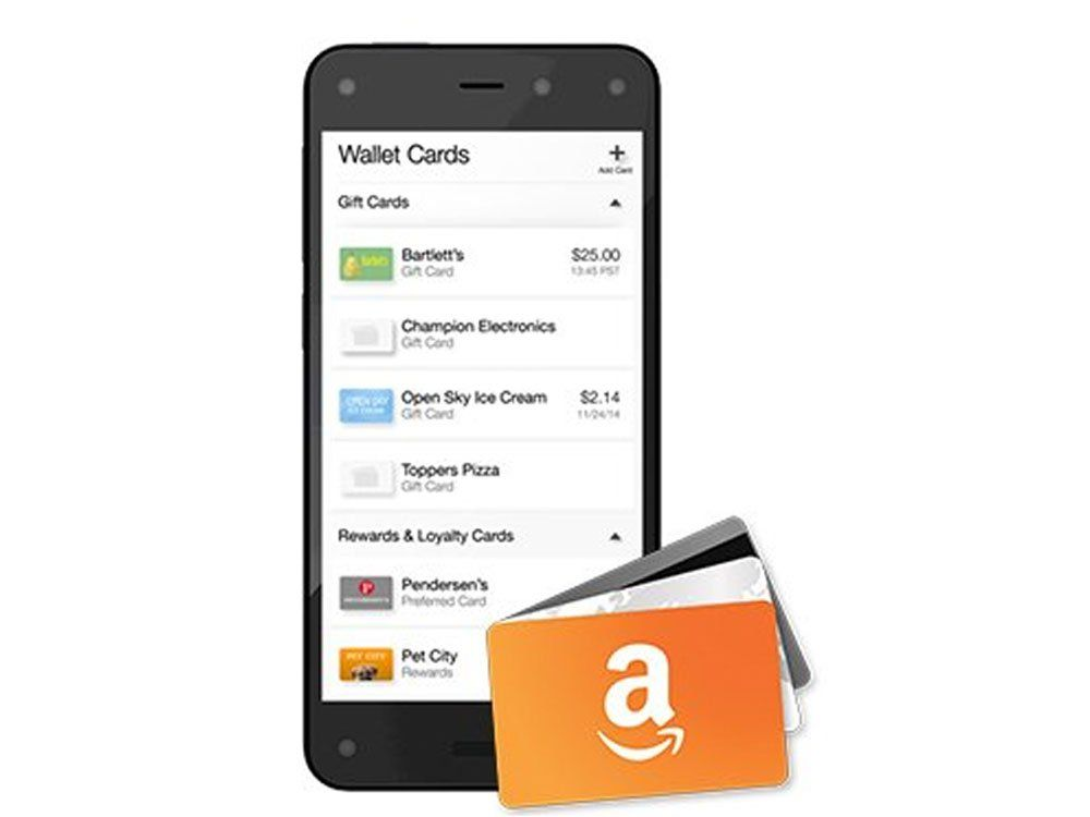 Amazon wallet app launched as competitor to google wallet