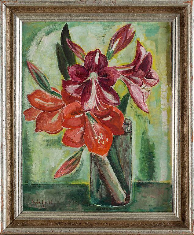 Agda Holst - Röda Liljor 1943