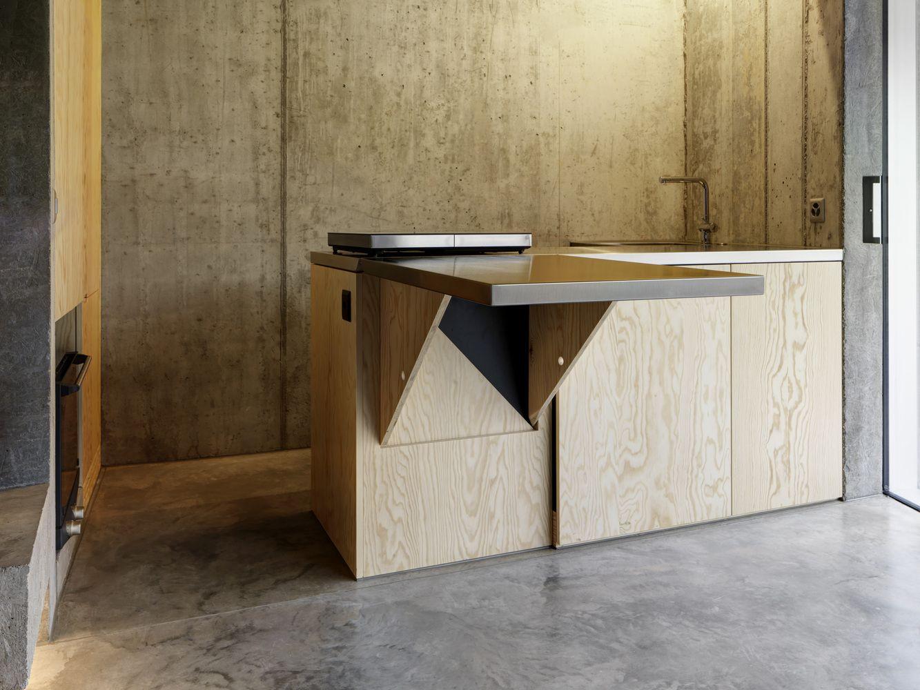 Gallery Of Affordable Housing In Zurich Gus Wustemann 21 Moderne Kuche Mietshaus Kuche