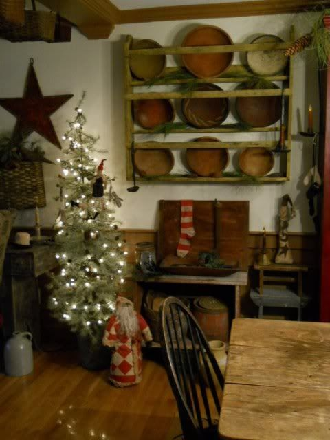 Primitive Christmas Primitive Christmas Decorating Primitive Decorating Primitive Christmas