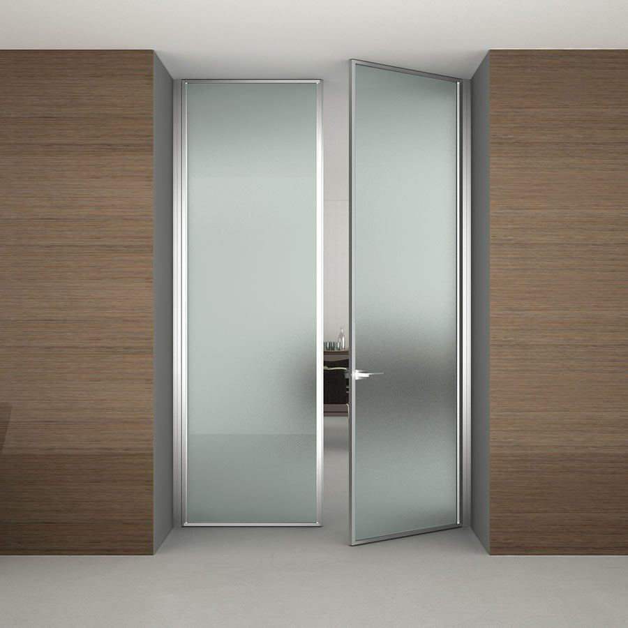 Frosted glass interior doors for bathrooms - Glass Door Office Katekovalcin Com Frosted Glass Interior Doorsglass Officemodern Bathroom