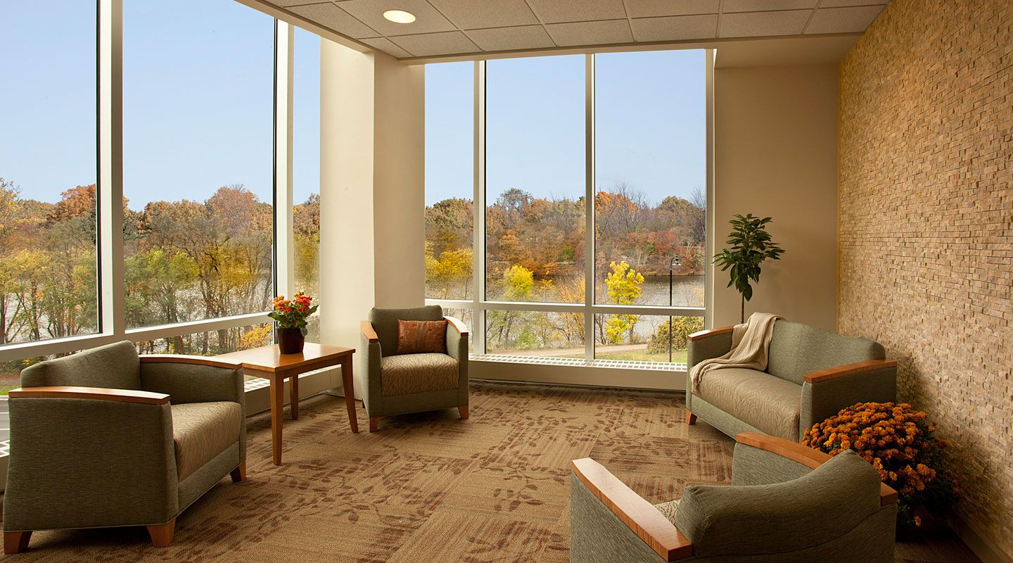 Designing Meditation Room Mayo Clinic Health System In