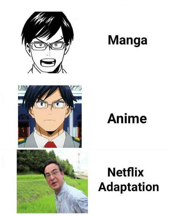 MHA/BNHA Picture Book !MEMES! Memes, Adaptations