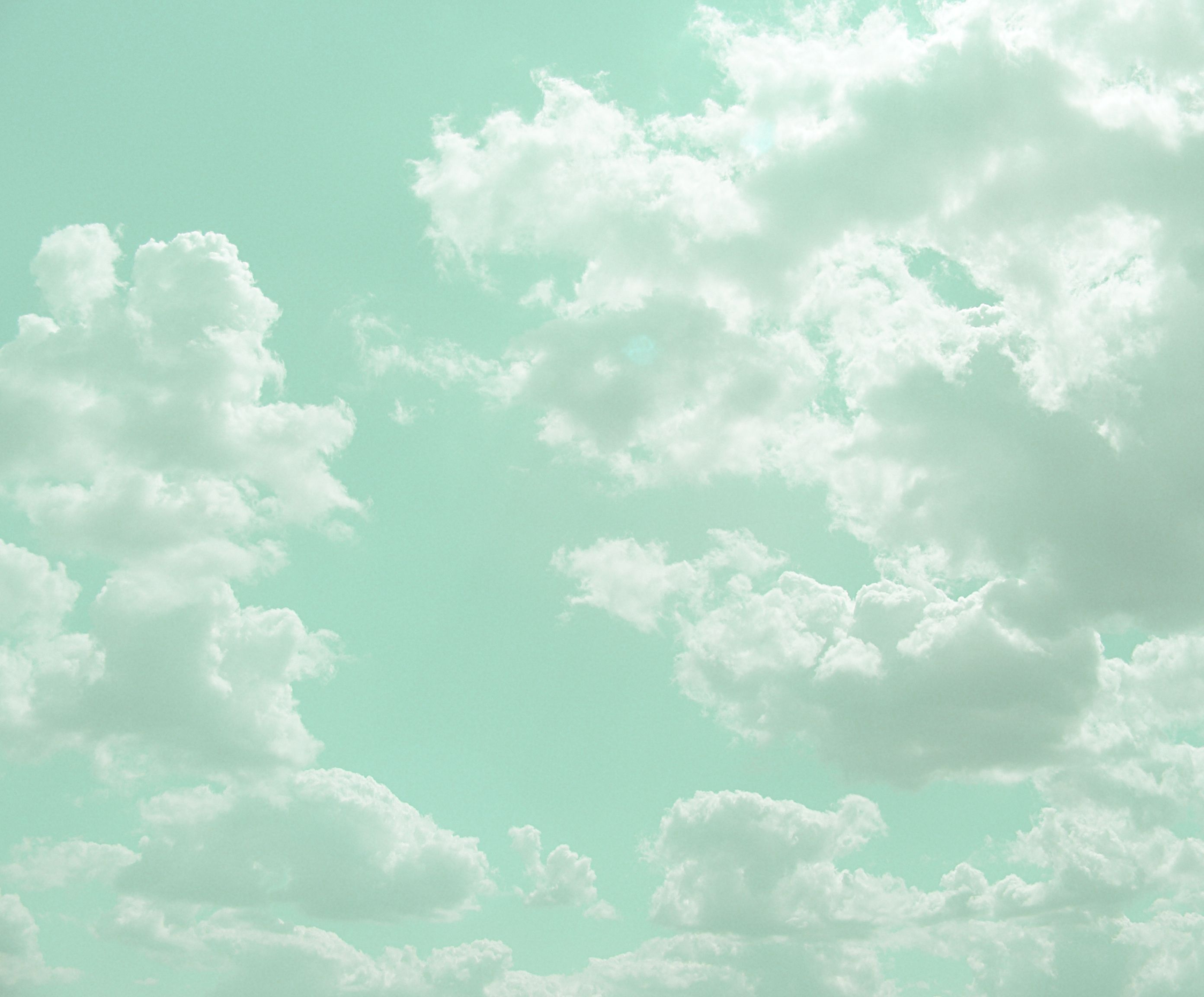Mint Sky Mint Green Aesthetic Mint Aesthetic Green Aesthetic