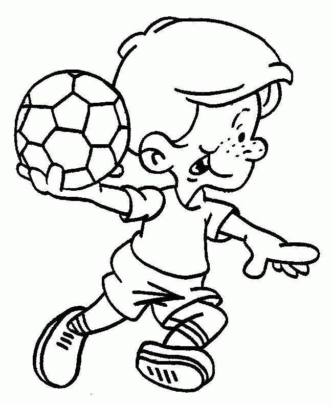 top 20 free printable sports coloring pages online - Free Printable Sports Coloring Pages