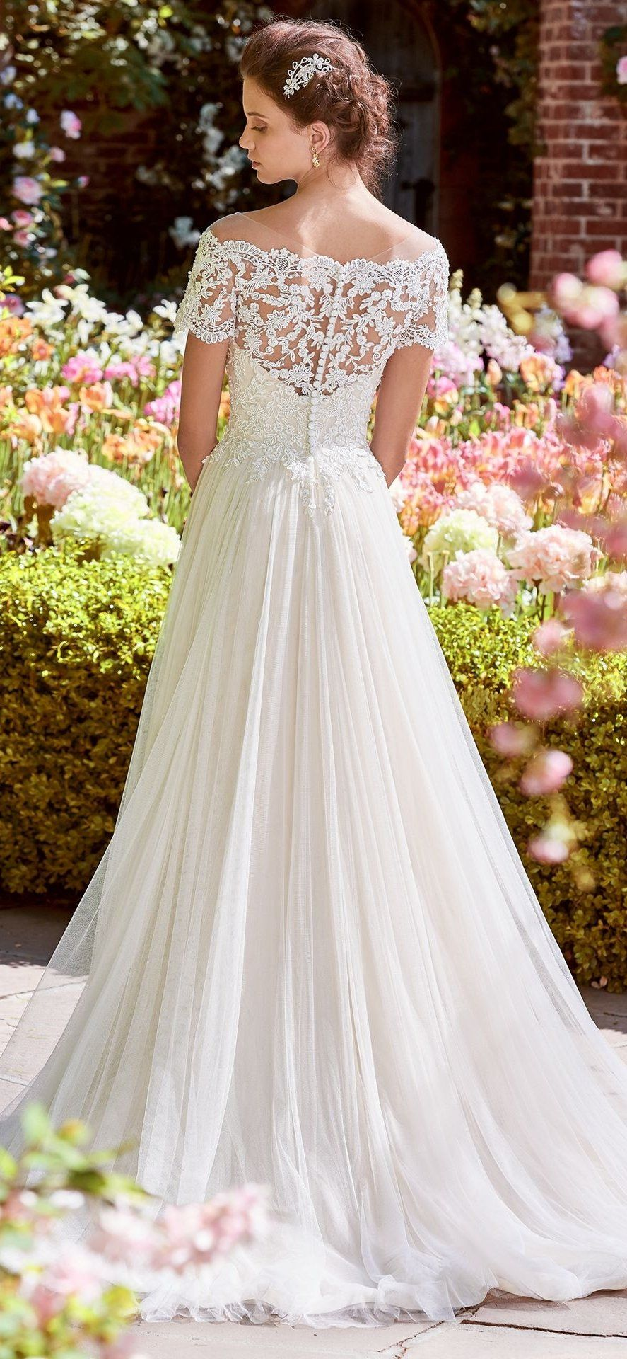 MICHELLE by Rebecca Ingram Wedding Dresses in 2019  7c32a0db1852