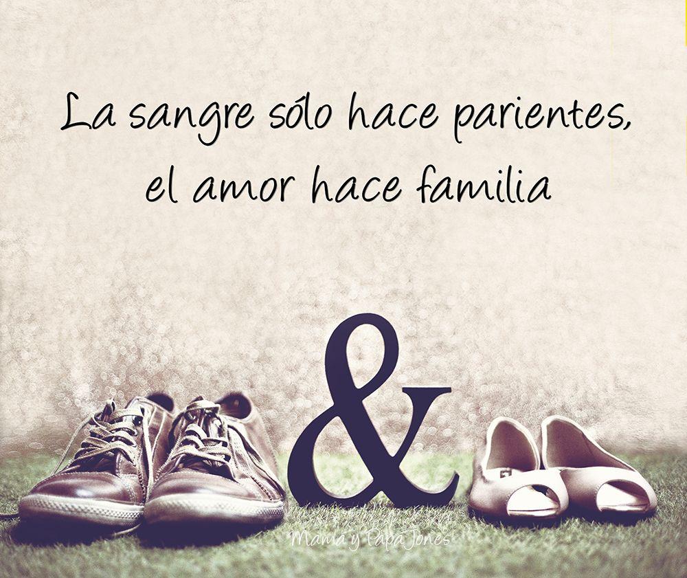 El Amorno Un Papel Frases De Amor Familia Familia
