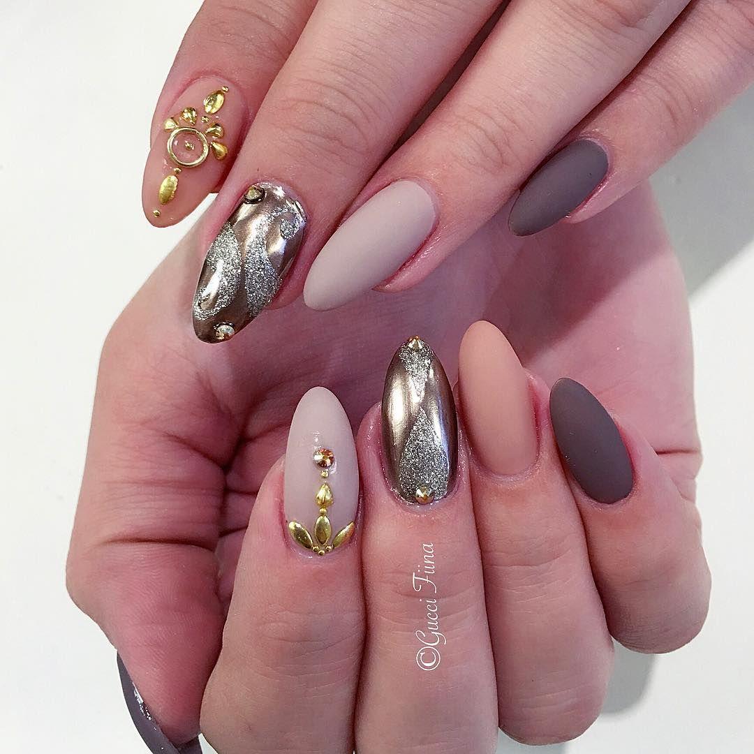 Gucci Fiina   Nail Art   Pinterest   Gucci, Happy nails and Nail inspo