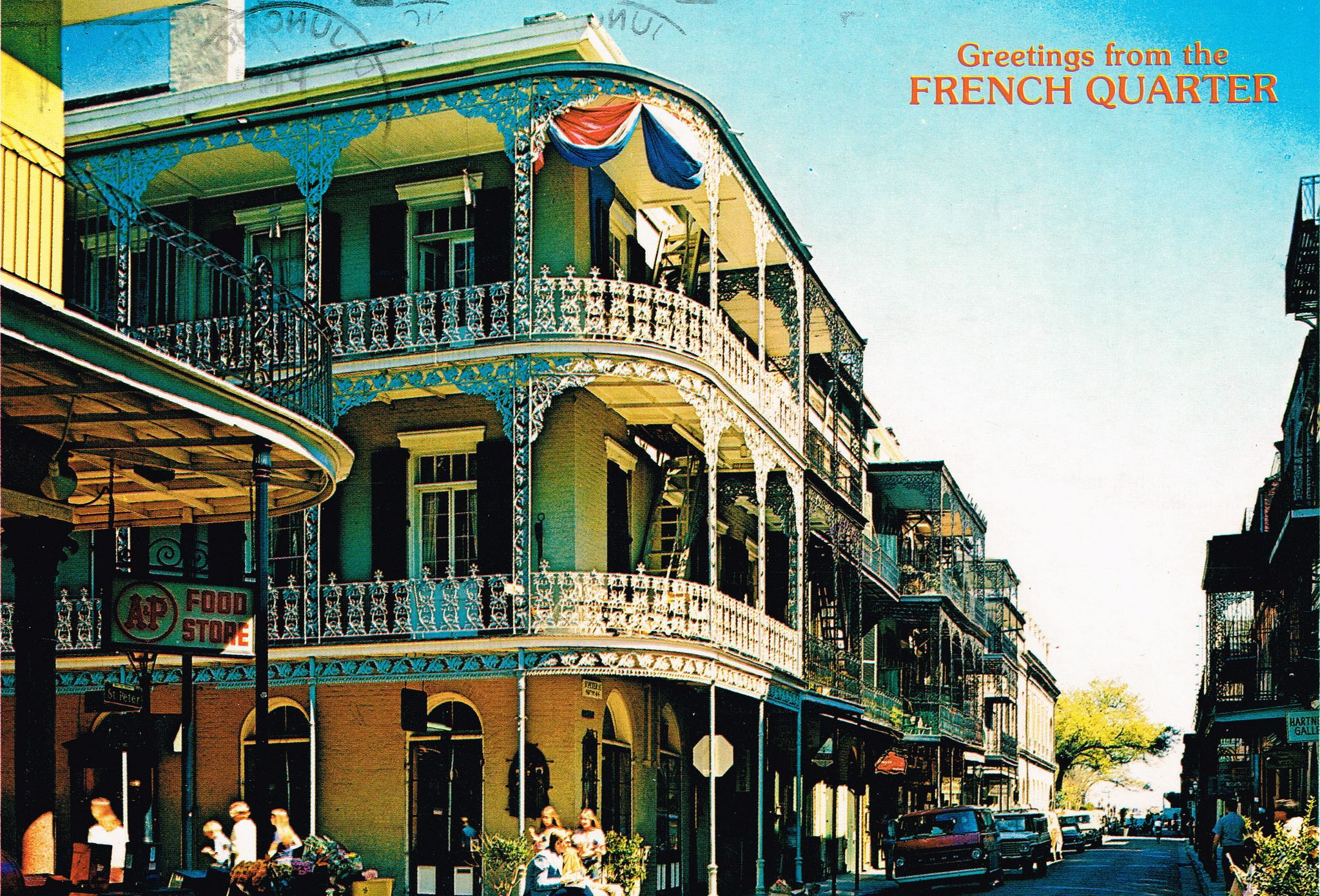 Post Cards Post Card Collection Pinterest Cards And French Quarter