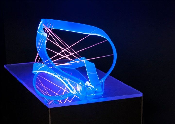 Transparent studio art: transparency pinterest lighting design