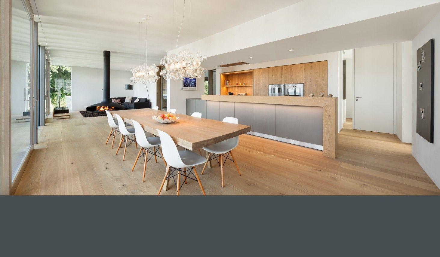 berschneider berschneider architekten bda innenarchitekten neumarkt kchen - Fantastisch Moderne Innenarchitektur Einfamilienhaus